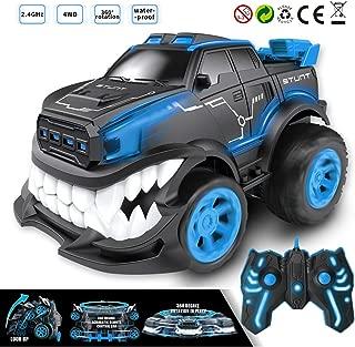 blue shark rc car