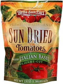 Bella Sun Luci Sun Dried Tomatoes Italian Basil 22oz