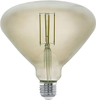 EGLO Bombilla LED, negro-transparente