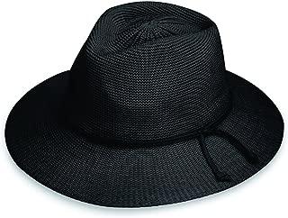 Women's Victoria Fedora Sun Hat - UPF 50+, Modern Style, Designed in Australia