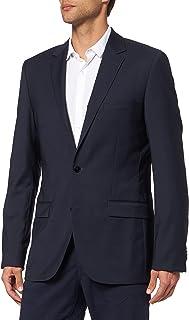 ESPRIT Collection Men's 993EO2G902 Long Sleeve Suit Jacket