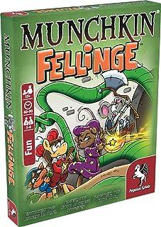 Pegasus Spiele 17025G Munchkin Fellinge