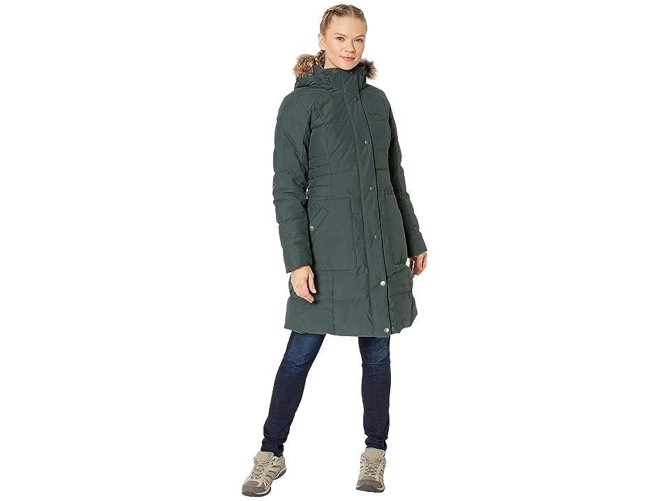 Marmot Clarehall Jacket (Dark Spruce) Women