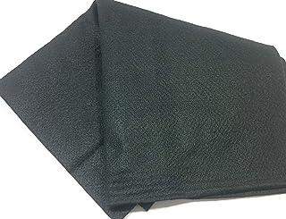 溶接・溶断の養生に軽量スパッタシート 50cm×50cm フェルト生地 厚み約4㎜ 重量 約100g
