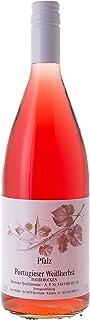 Weinhaus Müller Pfälzer Portugieser Rosé halbtrocken 1 x 1,0 L Flasche direkt vom Winzer