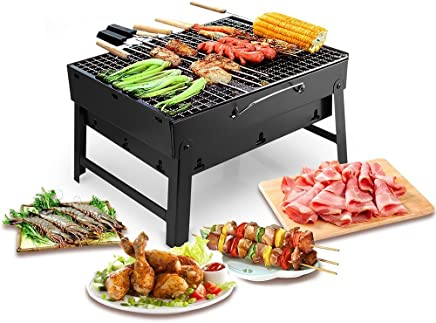 Amazon.es: mini parrilla carbon