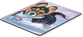 Caroline's Treasures Desk Artwork Mouse Pad , Multicolor , 7.75x9.25 (7371MP)