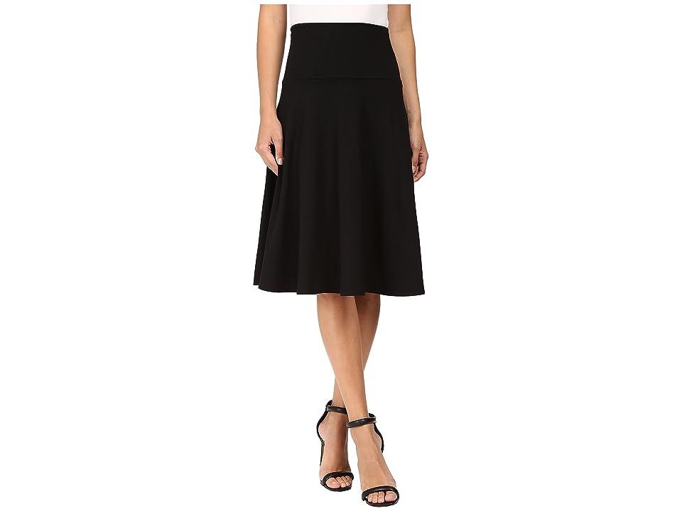 Susana Monaco - Susana Monaco High Waist Flare Skirt