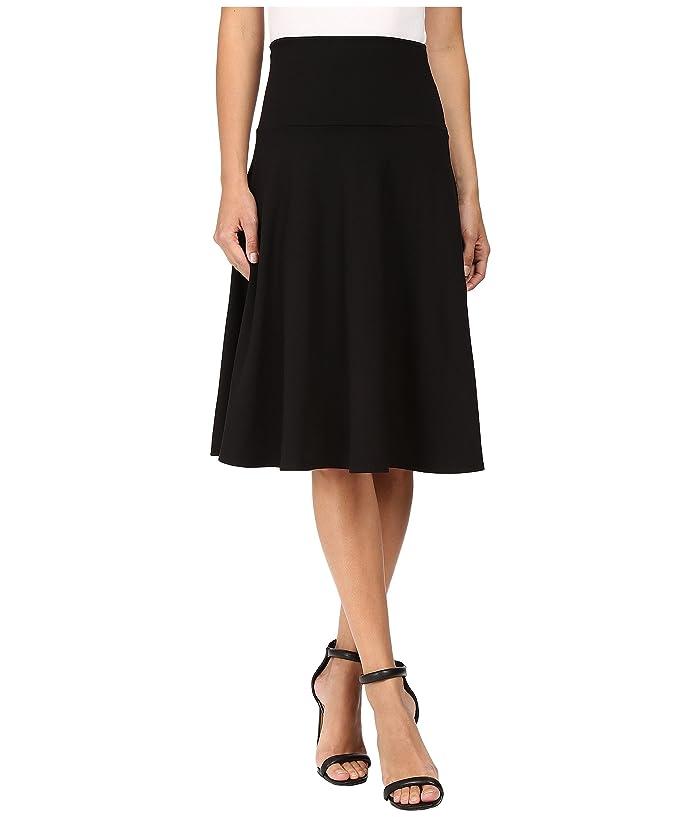 20a1667183 Susana Monaco High Waist Flare Skirt at Zappos.com