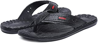 Unistar PVC Upper PVC Sole Men's Casual Outdoor Slippers/Flip Flops