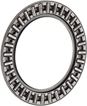 Koyo AXK4060 Thrust Needle Bearing, Axial Cage and Roller, Steel Cage, Open End, Metric, 40mm ID, 60mm OD, 3mm Width