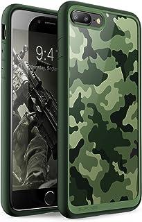 iPhone 7 Plus Case, iPhone 8 Plus Case, SUPCASE Unicorn Beetle Style Premium Hybrid Protective Clear Case for Apple iPhone 7 Plus 2016 / iPhone 8 Plus 2017 (Green)