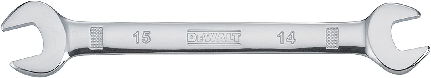 DEWALT 14MM X Limited time sale 15MM Limited time cheap sale Open End - Wrench DWMT75434B