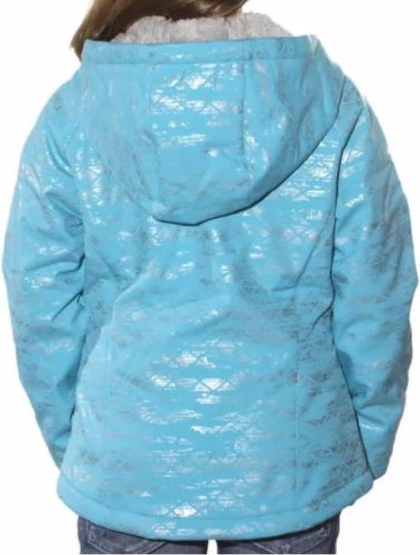 Berry Snozu Girls Softshell Jacket Small, 7//8