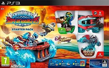 Skylanders SuperChargers Starter Pack (PS3)