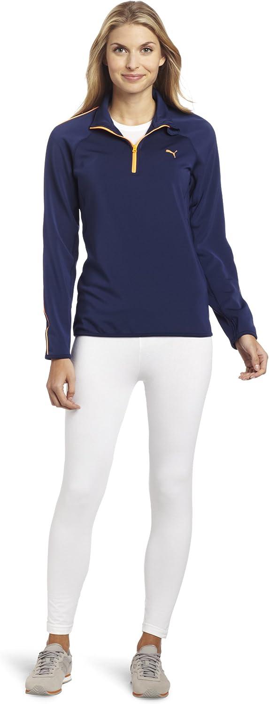 PUMA Women's 1/2 Zip Jacket