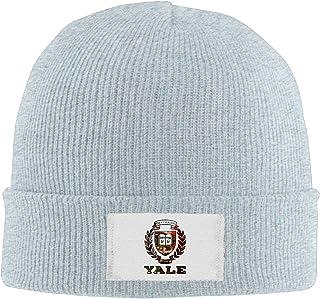 31326d4effc Amone Yale Univers Winter Knitting Wool Warm Hat Black