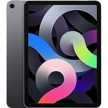 Apple iPadAir (de 10.9pulgadas, con Wi-Fi y 64GB) - Gris espacial (Ultimo Modelo, 4.ªgeneración)