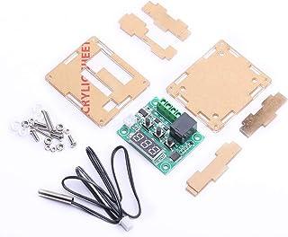 W1209 12V DC Digital Temperature Controller Board Micro Digital Thermostat -50-110øC Electronic Temperature Cool Temp Cont...