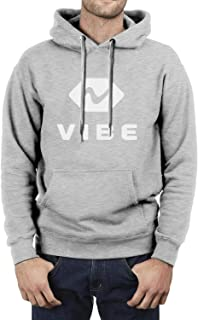 Men's Vibe Kayaks Casual Pullover Hoodie Classic Hooded Sweatshirt with Pockets