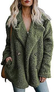 Surprise S Plush Coat Women Jackets Fluffy Teddy Coat Female Warm Artificial Fleece Clothes