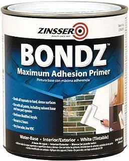 Rust-Oleum 256266 QT Bondz Maximum Adhesion Water Based Primer