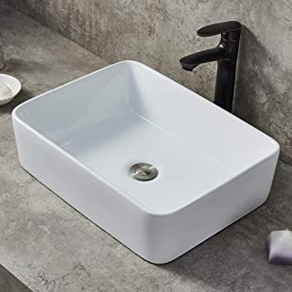 Swell Amazon Com Above Counter Vessel Sinks Bathroom Sinks Download Free Architecture Designs Embacsunscenecom