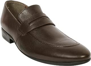 Salt N Pepper KOOP Coffeebean Real Mens Slip ON Shoe