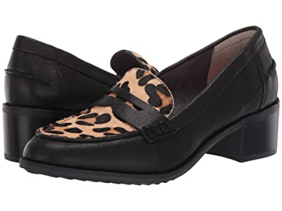 Me Too Darra (Black/Tan Jaguar) Women