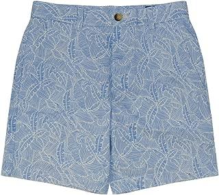 Vineyard Vines Men's 7 Inch Shorts Stretch Breaker Chino Shorts Marlin Print