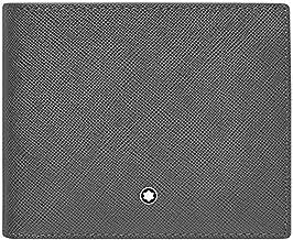 Montblanc Sartorial 8CC Dark Grey Leather Wallet