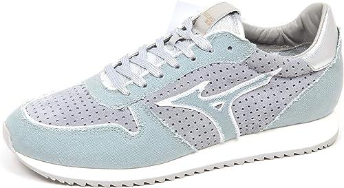 F0558 Turnzapatos hombres gris MIZUNO ETAMIN 2 zapatos zapatos Man