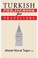 Turkish Phrasebook for Travellers Kindle Edition