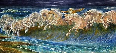 neptune's horses walter crane