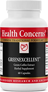 Health Concerns - Greenexcellent - Green Coffee Extract Chinese Herbal Supplement - Promotes Weight Loss - with Greenexcel...