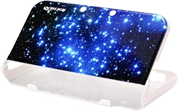 RICHEN Plastic Hard Skin Case Cover Protector Shell for Nintendo New 3DS XL LL( Starry Sky)