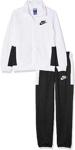 Nike B NSW TRK Suit Pac Poly Veste Garçon