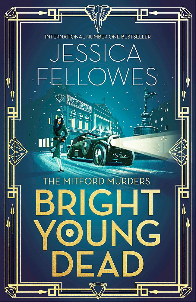 Bright Young Dead: Pamela Mitford And The Treasure Hunt Murder