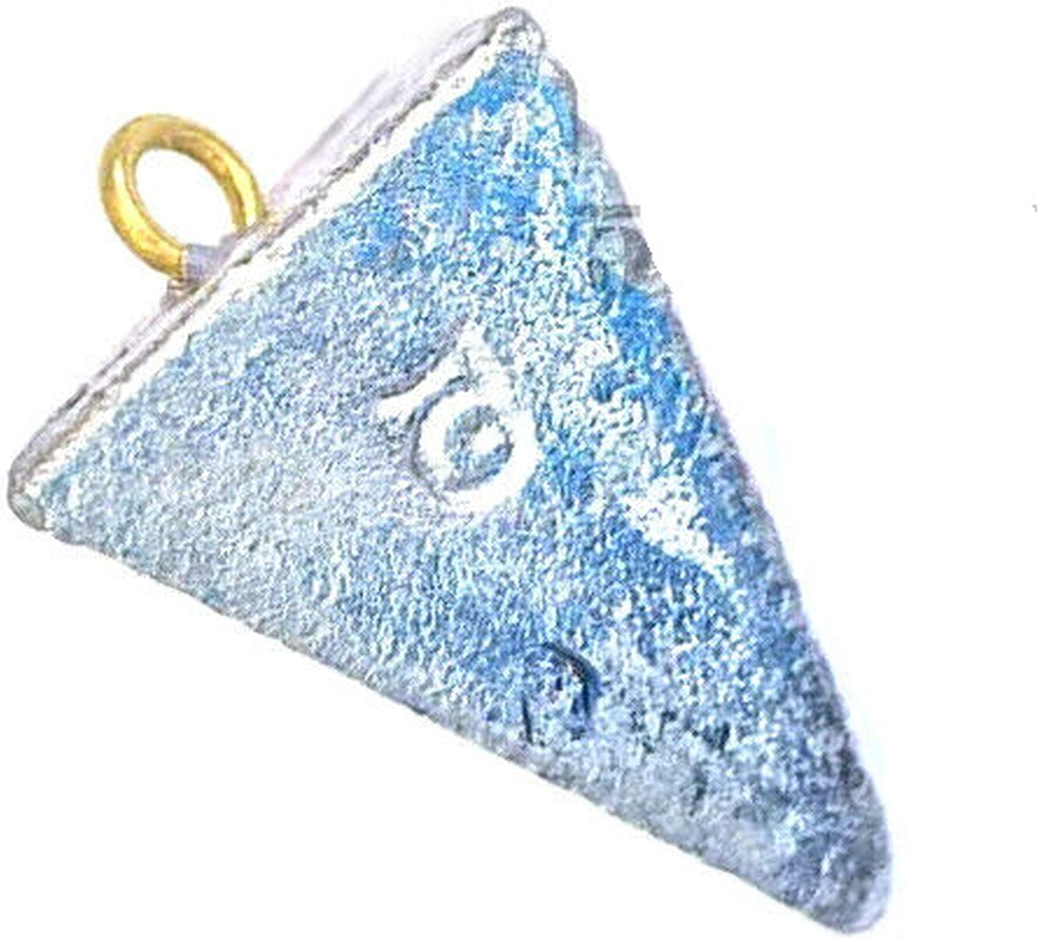 New Pyramid 5 Max 68% OFF oz Fishing Sinker 30 Pack Weight famous Lead Eq