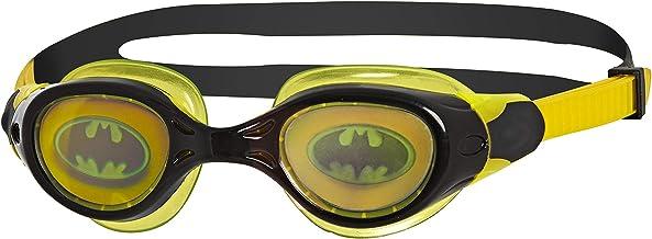 Zoggs Kids Batman Goggles Aged 6-14 Quick Adjust Anti Fog UV Protect RRP £15