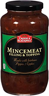 Crosse Blackwell  Mincemeat Filling Topping 29 Oz, Crosse Blackwell