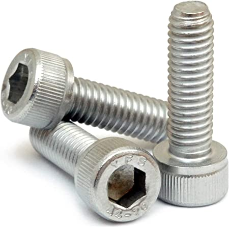 M5-5mm STAINLESS SOCKET BUTTON SCREW HEAD DOME BOLT FROM 6MM TO 60MM LONG A2