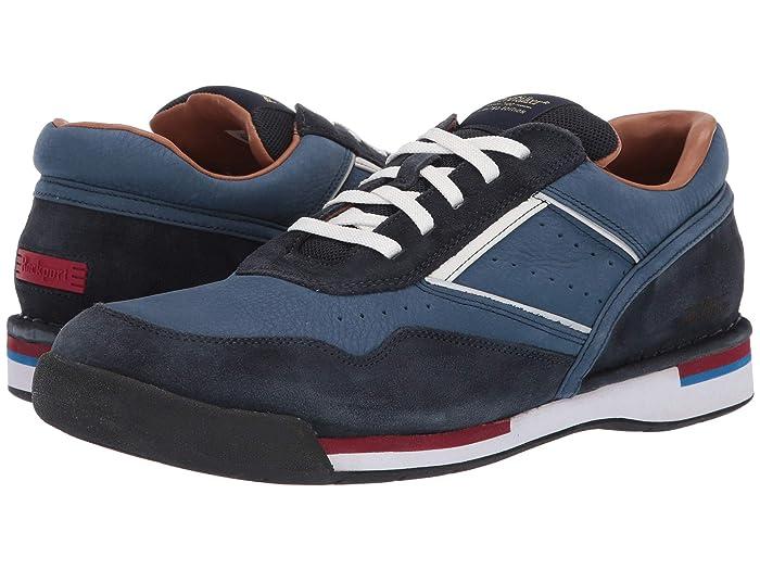 Rockport  Prowalker 7100 LTD (Navy Nubuck Suede) Mens Shoes