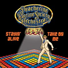 Stayin' Alive / Take on Me (In Ragtime)