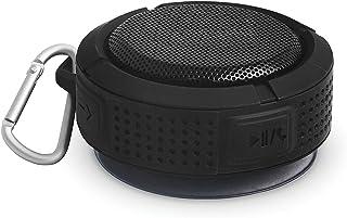 Bower Rugged Bluetooth Speaker, BI-20BTRGBK -Black