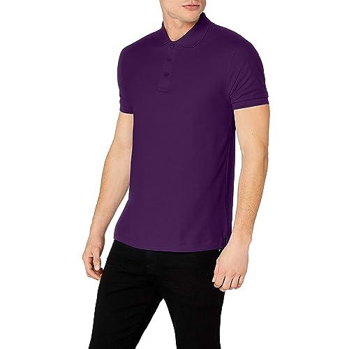 c782c3f5 Fruit of the Loom Men's Premium Short Sleeve Polo Shirt