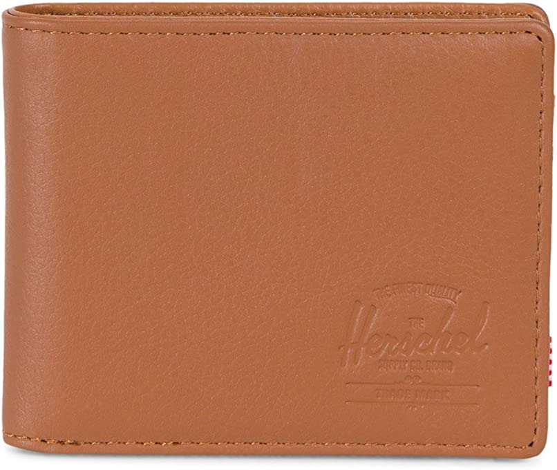 Herschel Hank + Coin Leather RFID