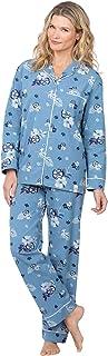 PajamaGram Pajamas for Women - Pajamas Women, Button Front