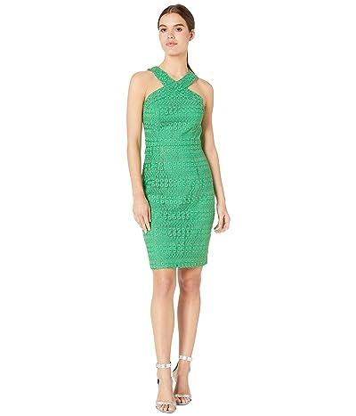 Trina Turk Ace Dress (Kelly Green) Women