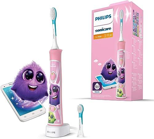 Philips Sonicare HX6352/42 Brosse à Dents Electrique Pour Enfant - Rose